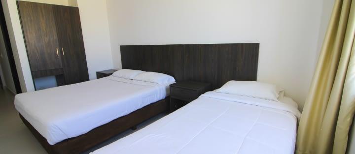 On-Vacation-San-Andres-Hotel-Tower-Habitacion-Dos-Camas