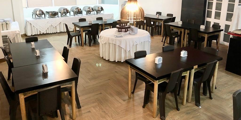 web hotel_psdON VACATION - HOTEL CORAL - RESTAURANTE